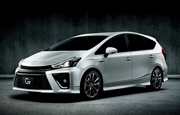 "PRIUS α S ""Touring Selection ・G's"""
