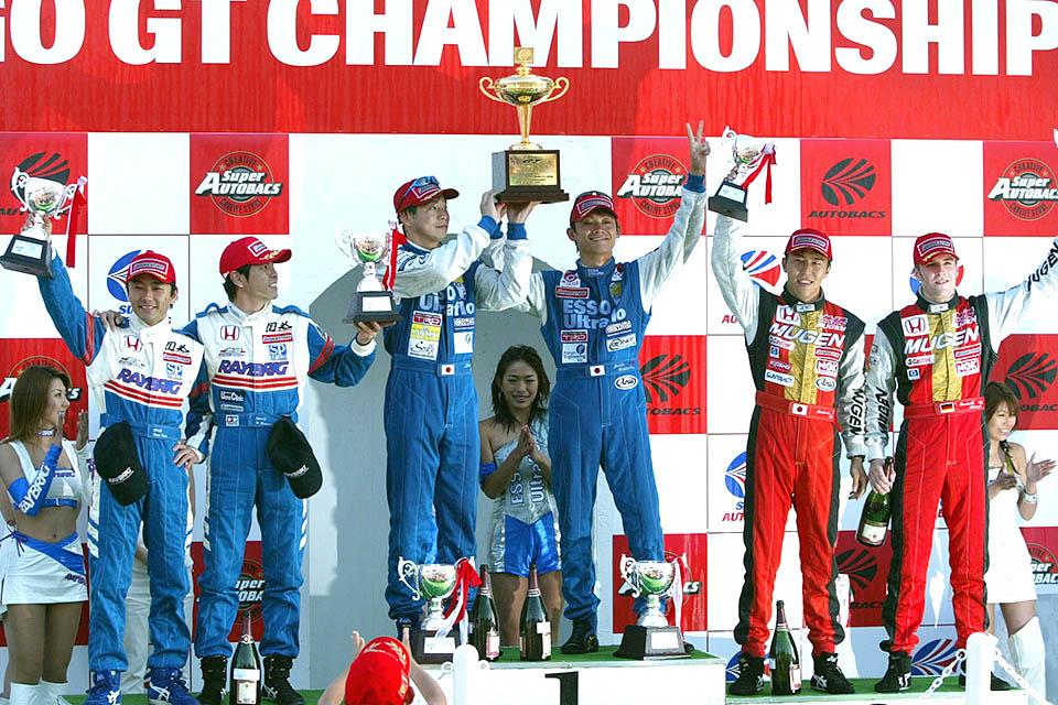 JGTC 2002年 第3戦 SUGO 決勝 | ...
