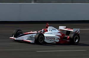 トヨタRV8I 2003年IRLシリーズ参...