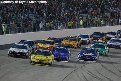 NASCAR SPRINT CUP SERIES 2013...
