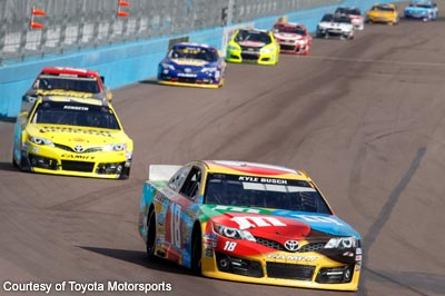NASCAR SPRINT CUP SERIES 第35...