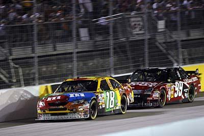NASCAR SPRINT CUP SERIES 第24...