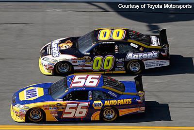 NASCAR SPRINT CUP SERIES 第1戦...