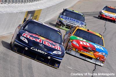 NASCAR SPRINT CUP SERIES 第4戦...
