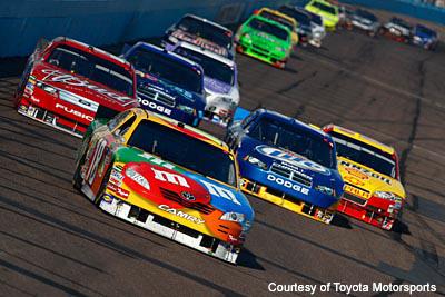 NASCAR SPRINT CUP SERIES 第7戦...