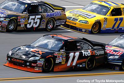 NASCAR SPRINT CUP SERIES 第9戦...