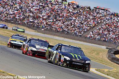 NASCAR SPRINT CUP SERIES 第16...