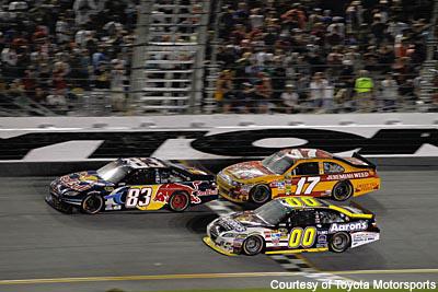 NASCAR SPRINT CUP SERIES 第18...