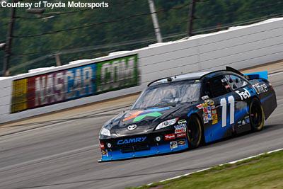 NASCAR SPRINT CUP SERIES 第21...