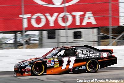 NASCAR SPRINT CUP SERIES 第27...
