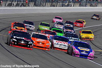 NASCAR SPRINT CUP SERIES 第29...