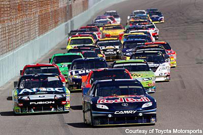 NASCAR SPRINT CUP SERIES 第36...