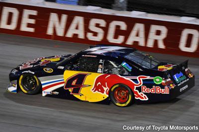 NASCAR SPRINT CUP SERIES 第10...