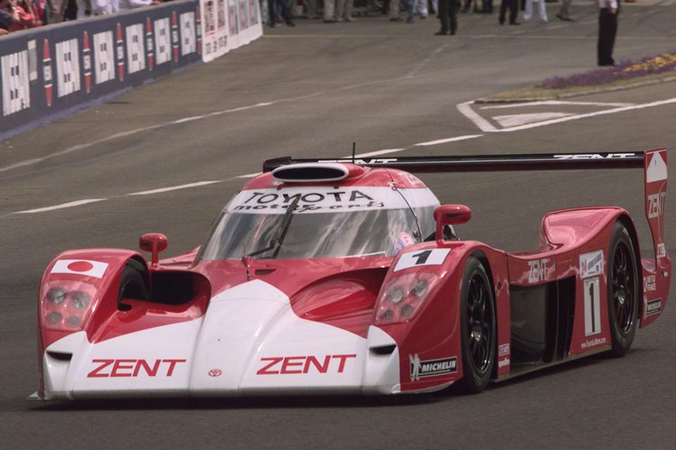 トヨタのル・マン24時間レース/W...
