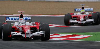 フランスGP 2006   トヨタF1チー...