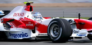 ドイツGP 2008 | トヨタF1チーム...