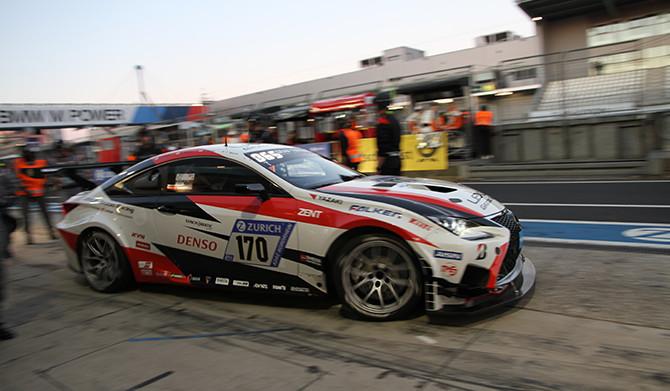Qualifying 1 2017 24h 24hr n rburgring 24hr toyota Motor vehicle report ga