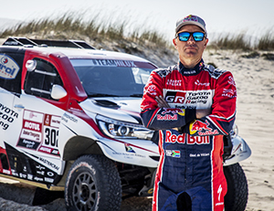 PREVIEW | DAKAR RALLY | DAKAR RALLY | TOYOTA GAZOO Racing