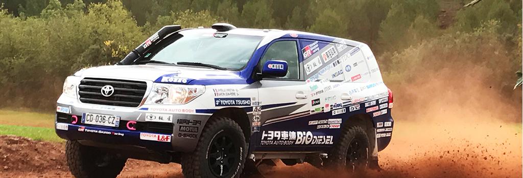 Toyota Of The Desert >> TEAM DAKAR RALLY   TOYOTA GAZOO Racing