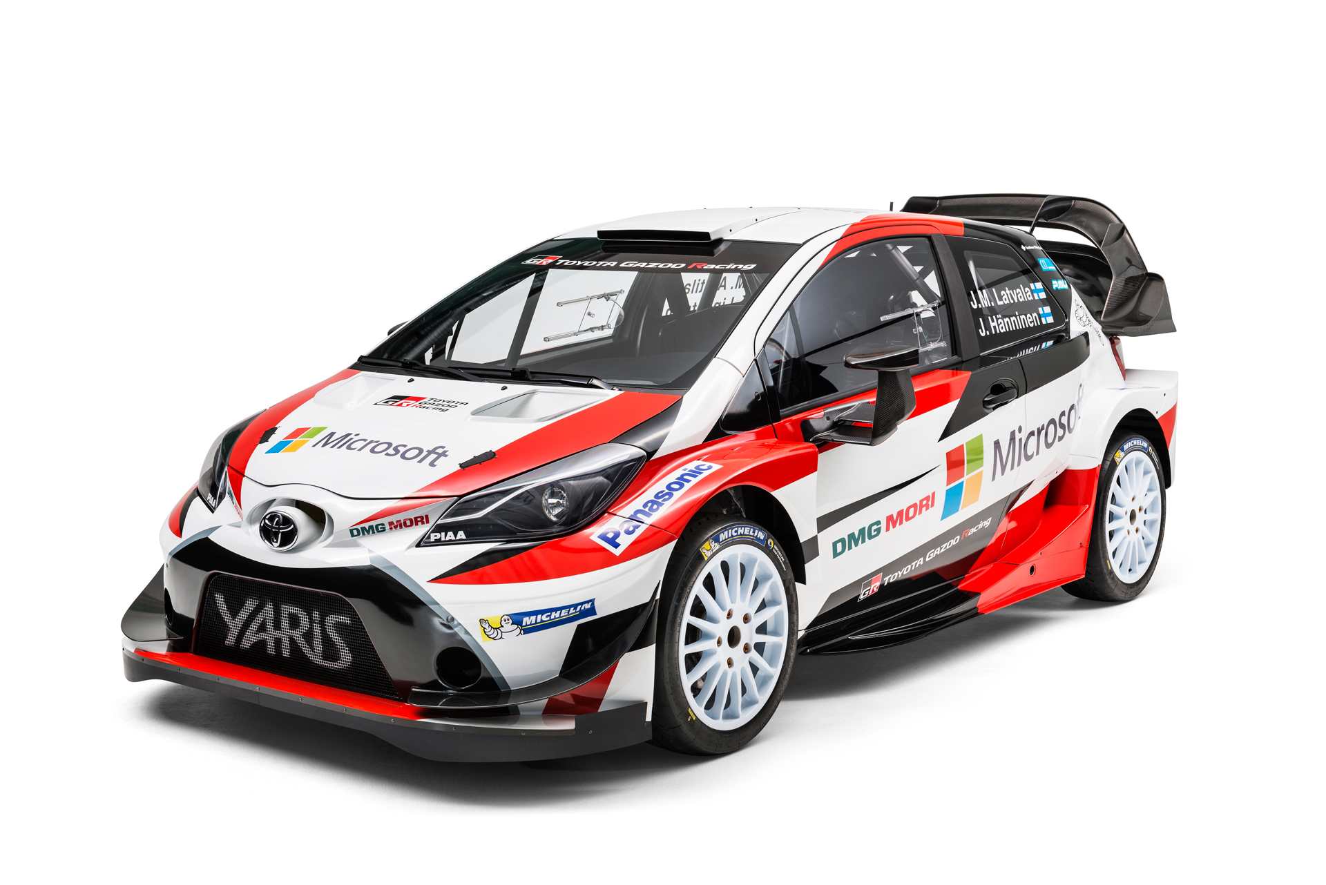 Toyota Gazoo Racing Wrc Eager To Get Started Press