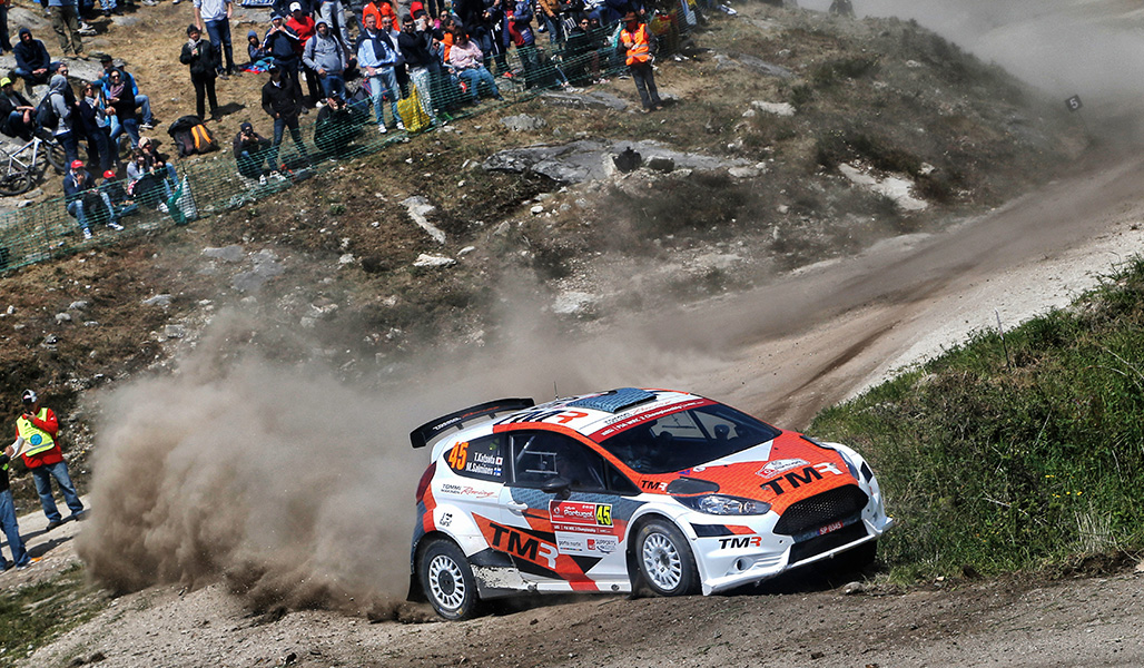 Busy weekend for TOYOTA GAZOO Racing Rally Challenge drivers and co ...