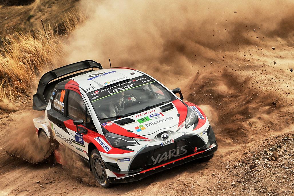 Video's van Wrc fia world rally championship 2017