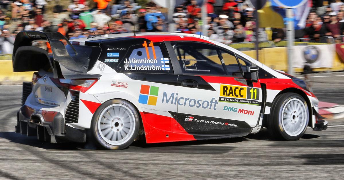 WRC | WRC | TOYOTA GAZOO Racing