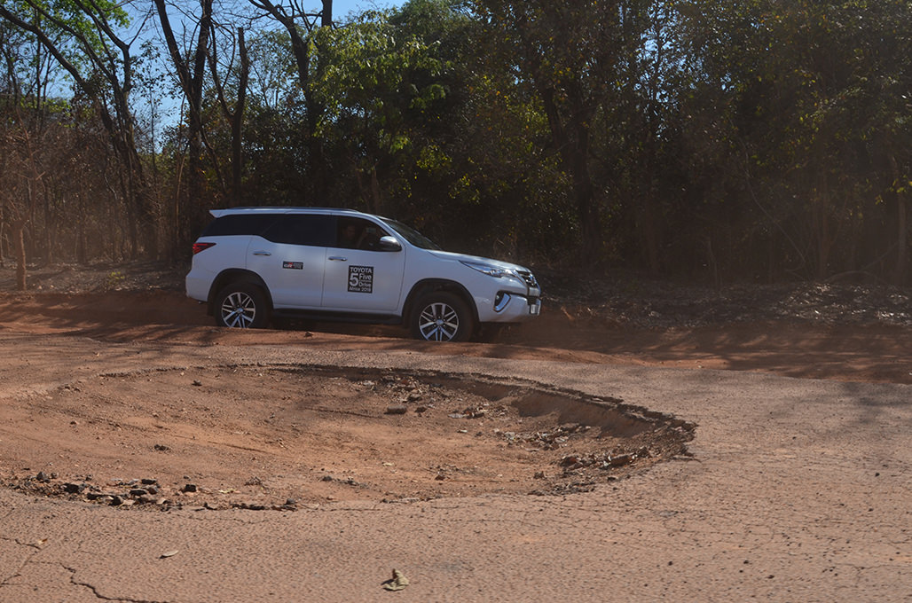 Africa drive project photos