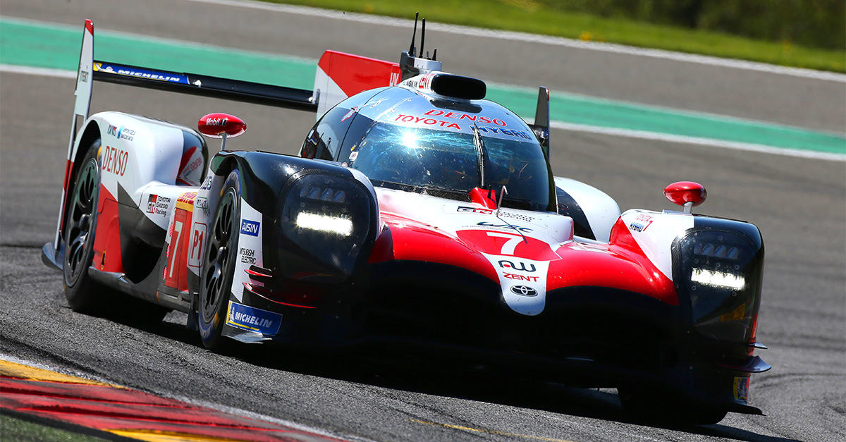 2018 19 Wec Round 1 Total 6 Hours Of Spa Francorchamps