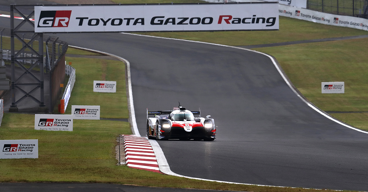 PRESS RELEASE   2018   TOYOTA GAZOO Racing   TOYOTA GAZOO Racing