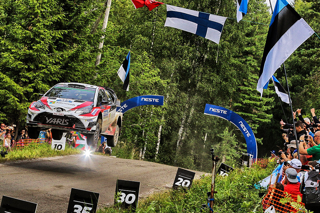 Rally Finland 2017