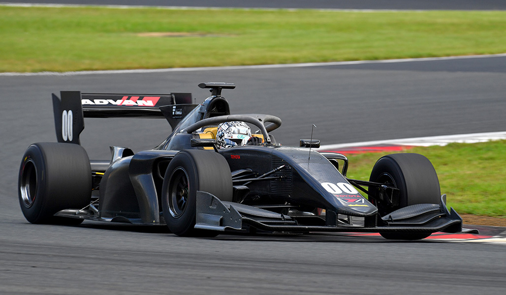SF19 in Japanese Super Formula Championship in 2019