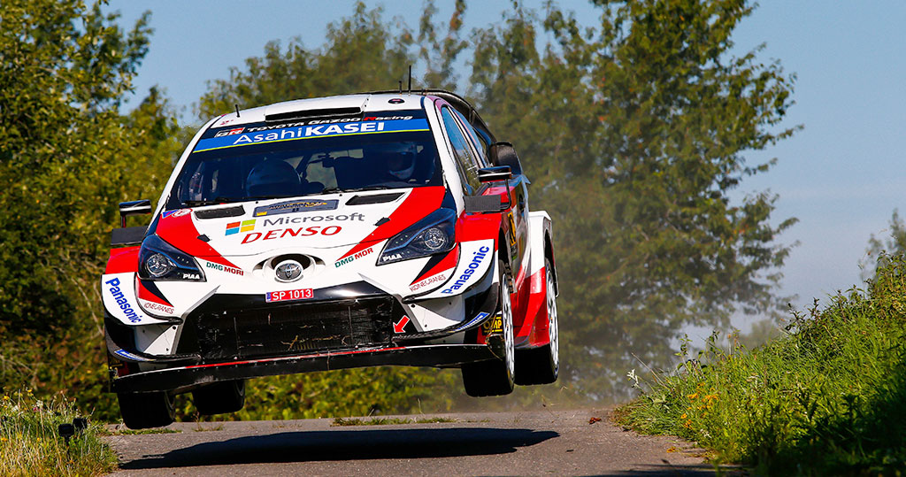 Wrc 2020 Calendario.Press Release 2019 Toyota Gazoo Racing Toyota Gazoo Racing
