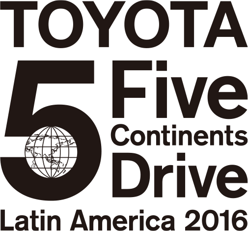 TOYOTA 5 continents drive Latin America 2016