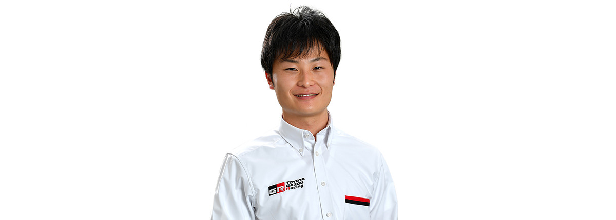 KENTA YAMASHITA TO ENTER LMP2 AS PART OF TOYOTA GAZOO Racing WEC CHALLENGE PROGRAM
