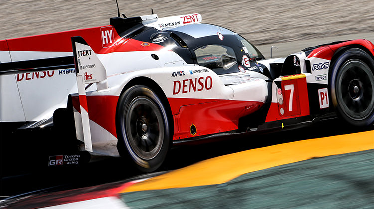 WEC 2019-2020 Prologue: FINAL 2019-2020 TESTING COMPLETE FOR TOYOTA GAZOO Racing