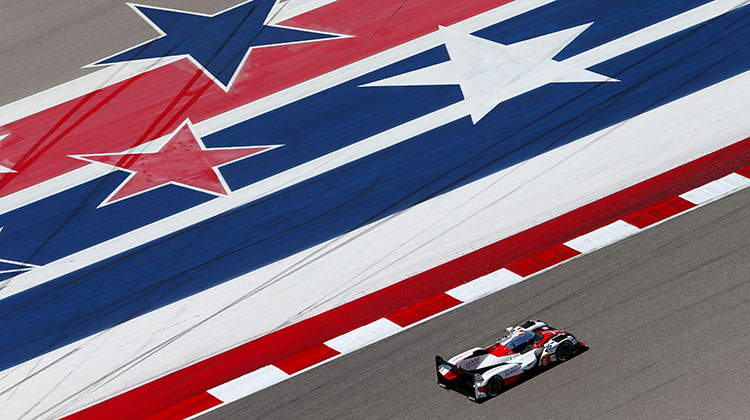 ROUND 5 LONE STAR LE MANS Preview: 2020 KICKS OFF IN TEXAS FOR TOYOTA GAZOO Racing