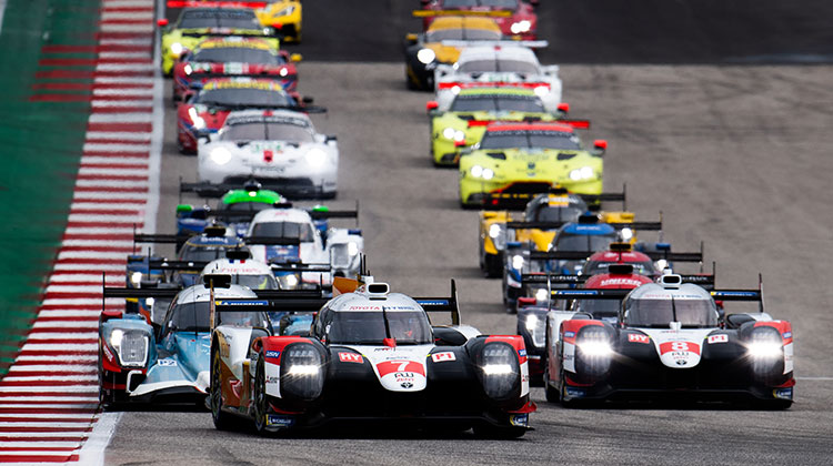 ROUND 5 LONE STAR LE MANS Race: DOUBLE PODIUM FOR TOYOTA GAZOO Racing IN AUSTIN