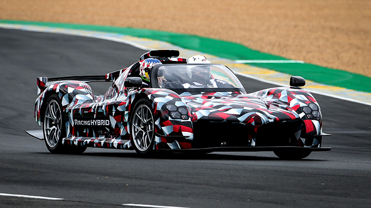 GR SUPER SPORT MAKES DYNAMIC PUBLIC DEBUT AT LE MANS