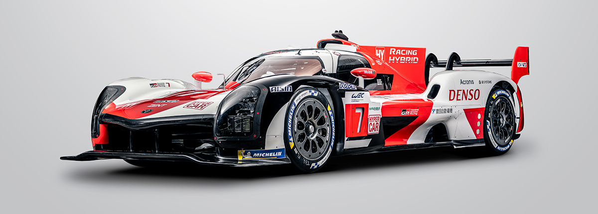 INTRODUCES GR010 HYBRID HYPERCAR
