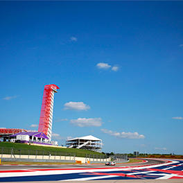 TS050 HYBRID at the Circuit of the Americas