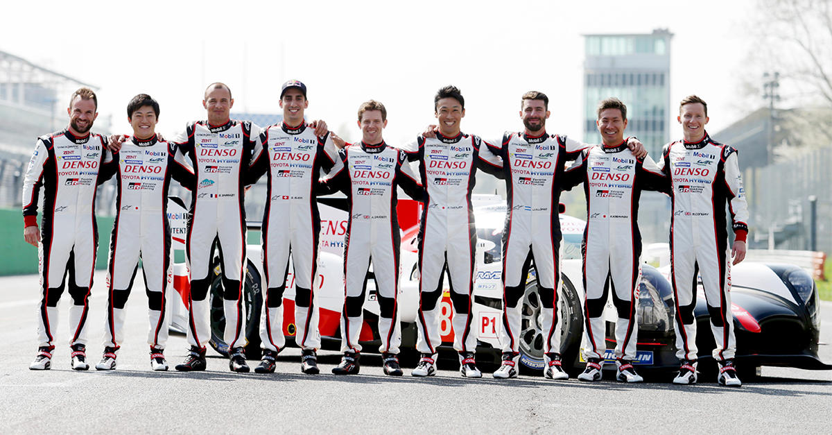 Test Report Prologue 2017 Wec Toyota Gazoo Racing