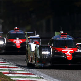 Two updated TS050 HYBRIDs at Monza
