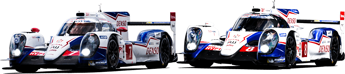 TS040 HYBRID competed in the WEC 2014 season.