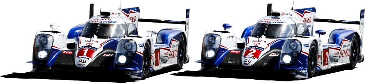 TS040 HYBRID competed in the WEC 2015 season.