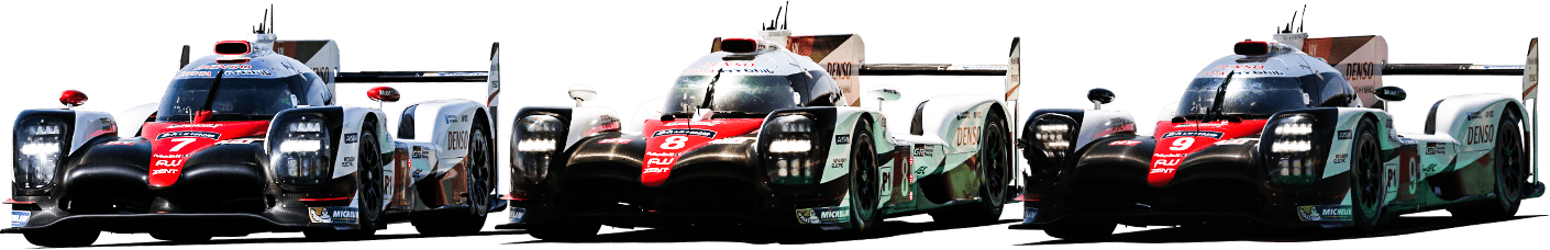 TS050 HYBRID competed in the WEC 2017 season.