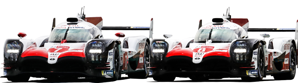 TS050 HYBRID competed in the WEC 2018-2019 season.