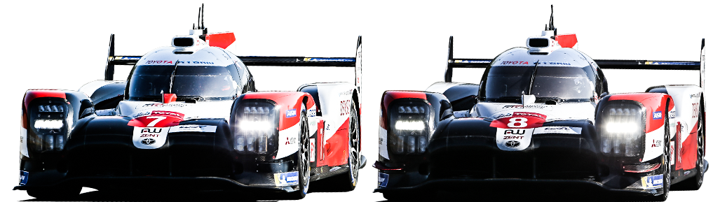 TS050 HYBRID competed in the WEC 2019-2020 season.