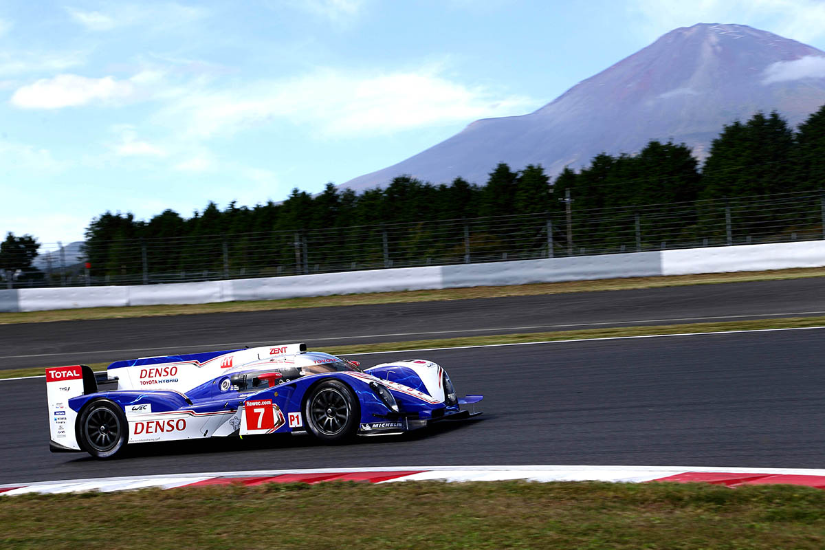 TS030 HYBRID made its second victory at the 6 Hours of Fuji, round 6 of WEC 2012 season. The winning car was driven by Kazuki Nakajima, and he became the first Japanese winning a victory at a FIA championship in 20 years.