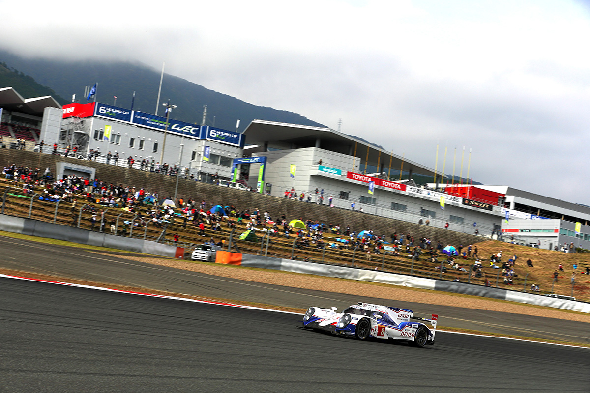 TS040 HYBRIDs claimed one-two finish at the 6 Hours of Fuji, round 5 of WEC 2014 season, and won at home three years in a row.
